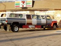 Redneck Party Limo