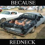 Redneck Car Pool