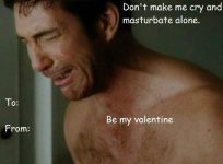 Valentines Day Cry
