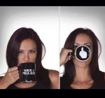 For Real Coffee Cup