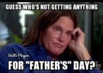Jenner's Fathers day