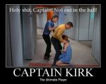 Ultimate Player Captain Kirk
