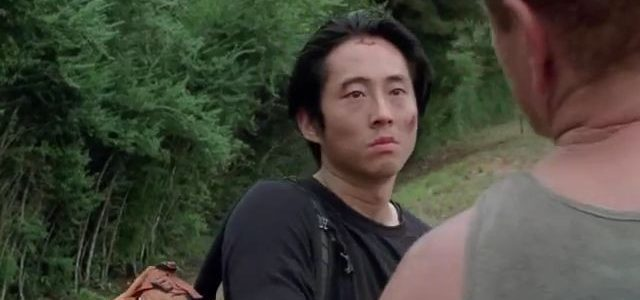 A Bad Lip Reading of The Walking Dead 3