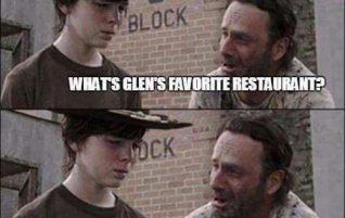 Glenn's Favorite Restaurant