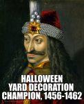 Halloween Yard Decoration Champ