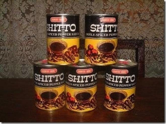 Shitto Sauce