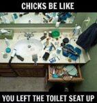 Chicks Be Like image