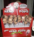 Lenin Head Pops Candy Fail