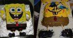 Nailed It - Sponge Bob Cake