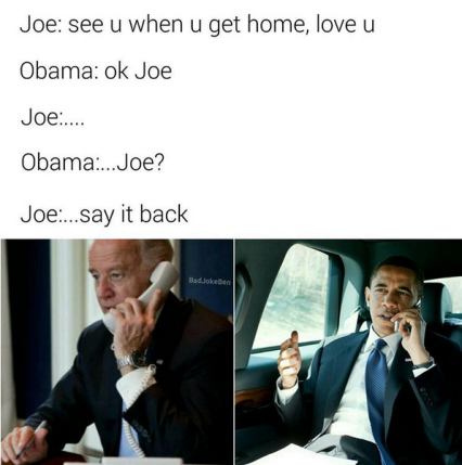 Say It Back biden obama meme image