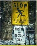 Slow Children Hunting