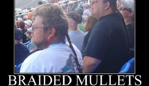 Braided Mullets