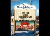 Give Her Crabs For Christmas image