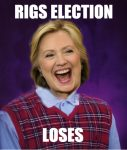 Hell Bent Hillary picture