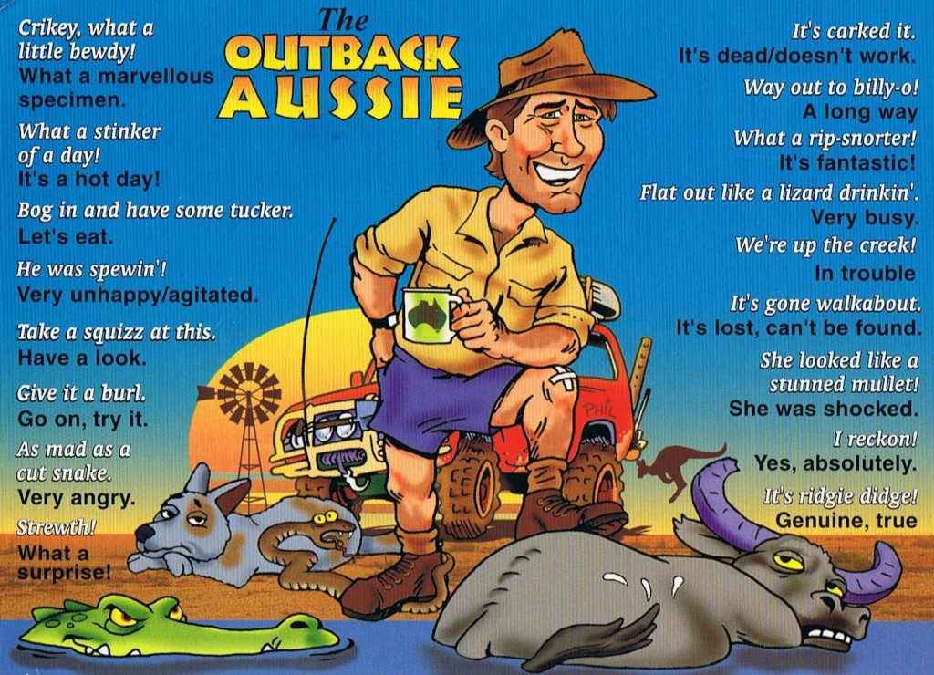 Oz English funny image