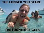Stingray Causes Years Of Therapy stingray swimmer image