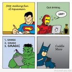 Superhero New Years Resolutions image