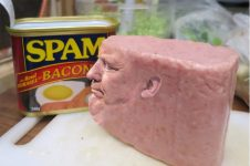 Trump Spam picture