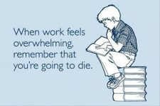 Overwhelmed At Work? image