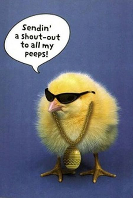 Hi To All My peeps image