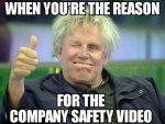 Company Safety Video reason image