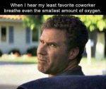 Least Favorite Coworker