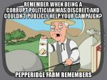 Remember When Corruption
