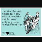 Useless Thursday