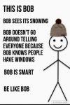 Be Like Bob
