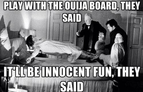 Ouija Fun