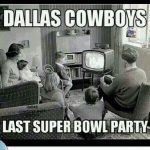 Super Bowl Dallas Cowboys