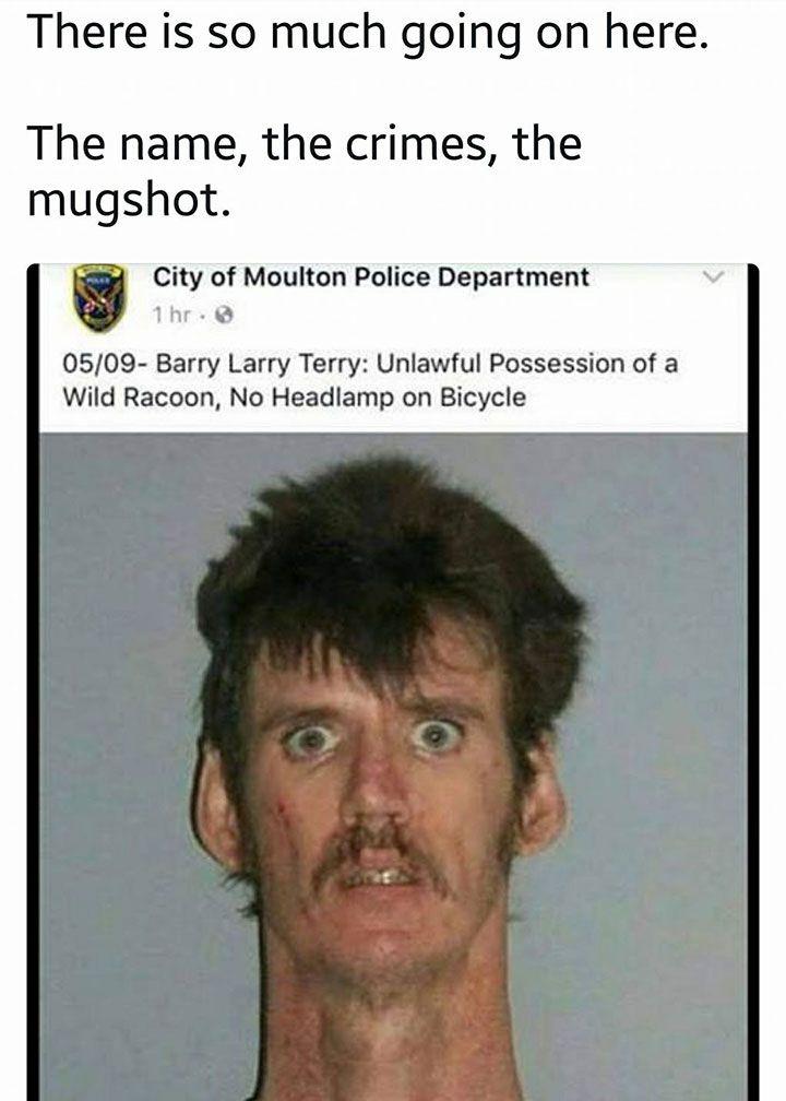 Mugshot Neck