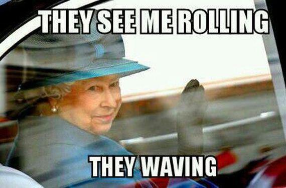 Queen Rolling