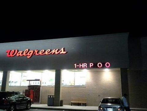 Long Time Walgreens