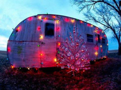 Redneck Christmas Lights Classic - Laughshop.com