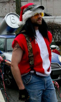 Redneck Santa the Early Years