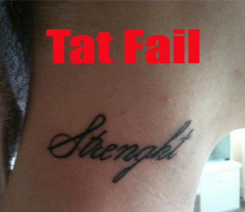Tat Fail Strenght