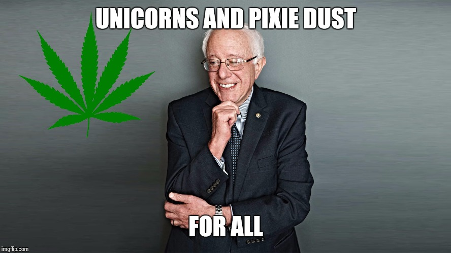 Bernie's Big Secret