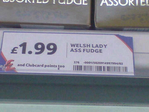 Welsh Lady Fudge